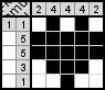 Японский кроссворд - Сердечко решай онлайн без регистранции и бесплатно.