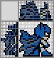 Японский кроссворд Бэтмен