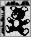 Японский кроссворд Плюшевый мишка