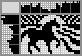 Японский кроссворд Конь на закате