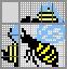 Японский кроссворд Пчела