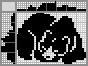 Японский кроссворд Медведь спит