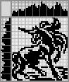 Японский кроссворд Единорог