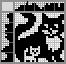 Японский кроссворд Кошачья семья
