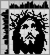 Японский кроссворд Иисус