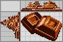 Японский кроссворд Шоколад