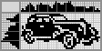Японский кроссворд Ретро-авто