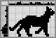 Японский кроссворд Кошка