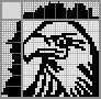 Японский кроссворд Орел