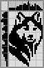 Японский кроссворд Волк