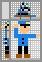 Японский кроссворд Полицейский