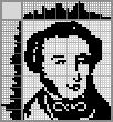 Японский кроссворд Пушкин