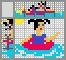 Японский кроссворд Спасательный круг