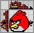 Японский кроссворд Злая птица