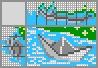 Японский кроссворд Бумажный кораблик