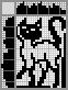 Японский кроссворд Сиамская кошечка