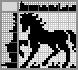 Японский кроссворд Ретивый конь