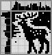 Японский кроссворд Северный олень