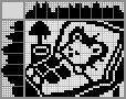 Японский кроссворд Спящий мишка