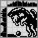 Японский кроссворд Игривая собачка
