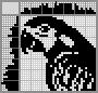 Японский кроссворд Попугай