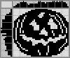 Японский кроссворд Тыква на Хэллоуин