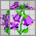 Японский кроссворд Цветочки