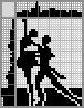 Японский кроссворд Спортивные танцы